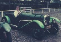 Original Shine Racing Car